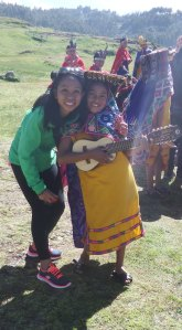 Play some music for me, little sister- Peru